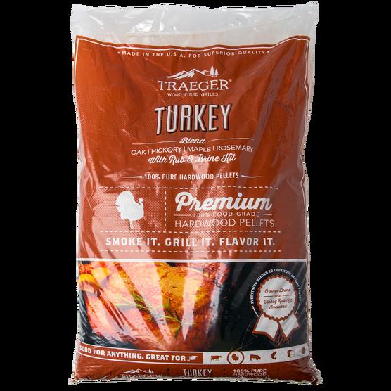 Traeger Hardwood Pellets Texas Beef Blend 100/% All-Natural Grill Smoke 20 Lb Bag